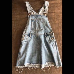 Brandy Melville overall skirt